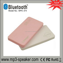 mini portable Ultra thin bluetooth speaker MPS-374