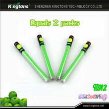 Supporting free sample Kingtons k912 500 puffs smart e hookah