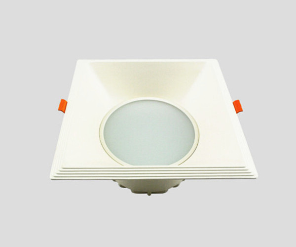 2015 New CL20-N02 commercial 20W SMD square led downlight