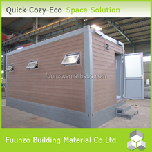 Modular Recycled Energy Saving Mobile Toilet Ablution