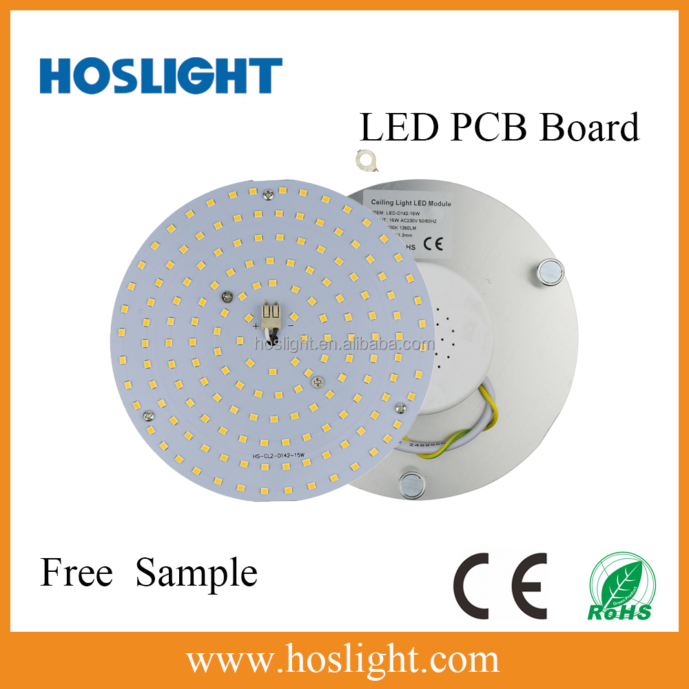 AC directly led panel ceiling light module for led plate retrofit with magnets