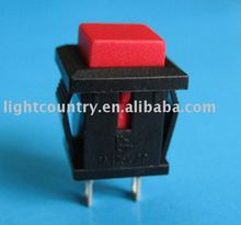 UL VDE Momentary Push button switch P13 series