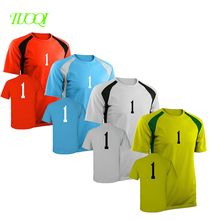 Customized 180Gsm Polyester/Cotton Cosy Printing Own Design Jersey Football