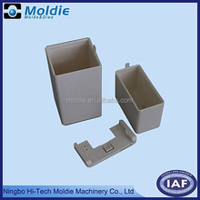 Precision injected plastic part