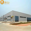 EPS sandwich panel prefab structural steel warehouse made in China
