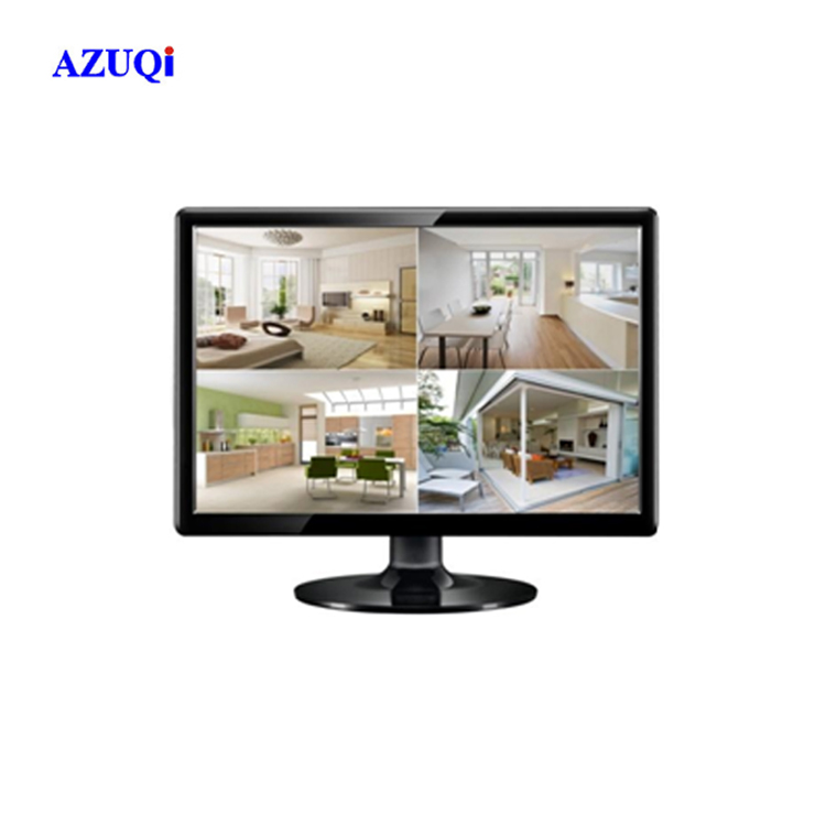 High Resolution 1920 X 1080 21.5 inch FHD LCD monitor with VGA