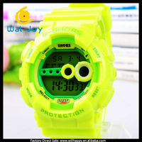 promotional g shors 30atm waterproof sports watch unisex watch(SW-1210)
