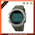Fashion Style Strapless Pulse Heart Rate Monitor Watch Plastic Case Calorie Pedometer 3d Pulsometer 30m Waterproof