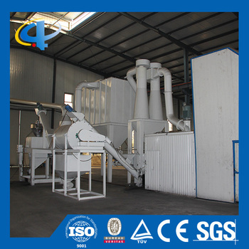 2015 Most Advanced XY-C850 Carbon Black Granule Machine with CE,SGS,ISO,BV,TUV
