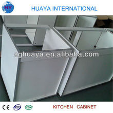 China cheap price melamine kitchen cabinet carcase