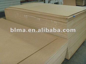 Cheap plain MDF board