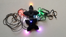 Multicolor LED Flashing Orbit