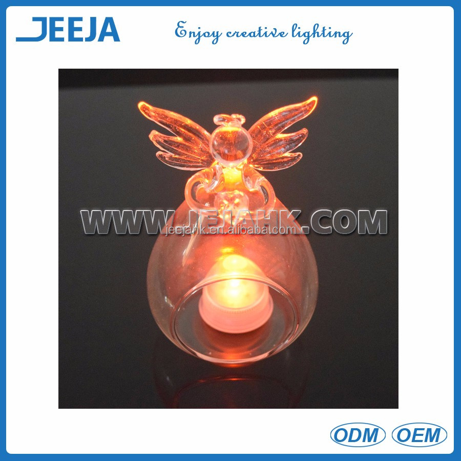 2*CR2030 Battery Operated Light Underwater Shinning Led For Water Wares Decoration