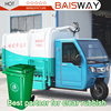 compactor garbage truck price electric mini garbage tricycle