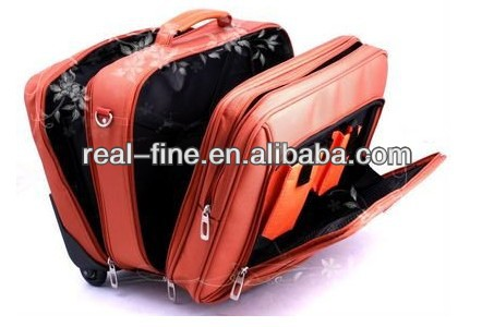 fashion trolley laptop bag