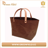 Nice cheap travellinghandbags, kraft paper tote bag