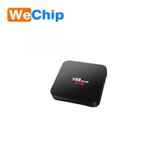 2017 Best Price V88 TV Box with KD Preinstalled Quad Core Google TV 1G/8G Box V88 Arabic Iptv TV Box With Arabic Channels