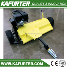 ATV120 flail mower with gesoline engine, CE certificate