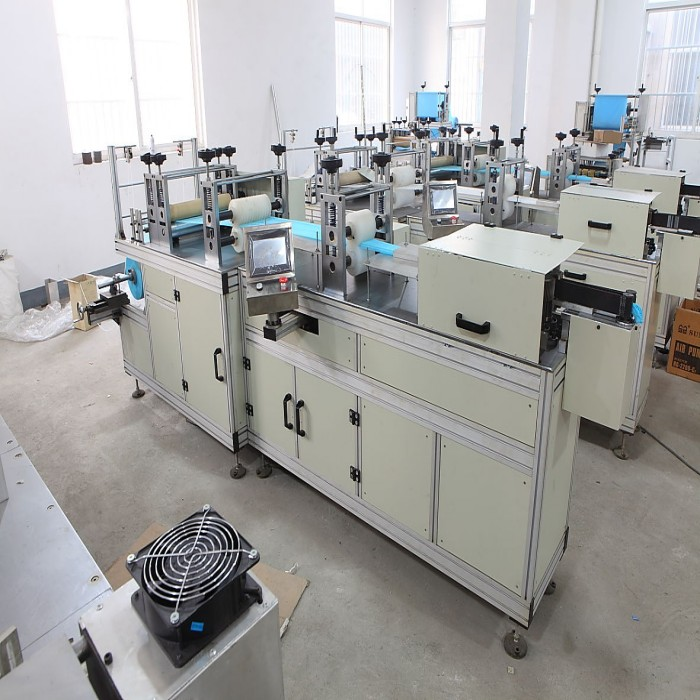 HOT!Factory price ALT-500 bouffant cap making machine with high quality
