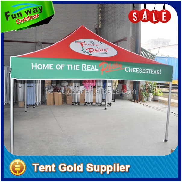 Custom all over print EZ UP TENT 10x10 pop up canopy