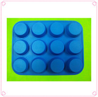 daily dessert DIY molds silicone ice tray moulds chocolate cookies mold soap molds