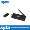 2017 Android 4.4 System M85 TV Box 1080P Quad Core S805 Android Smart Tv Mini Pc