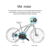 8fun bafang BBS02 48V 750W mid drive motor electric bike kits with battery