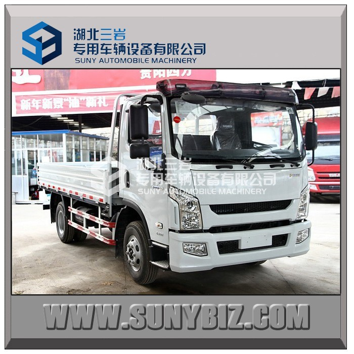 IVECO 130HP Cargo truck 4*2 light truck