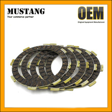 China manufacturer High performance motorcycle and scooter parts bajaj 100 Clutch Plate
