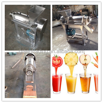 Manufacture price tomato puree crushing machine
