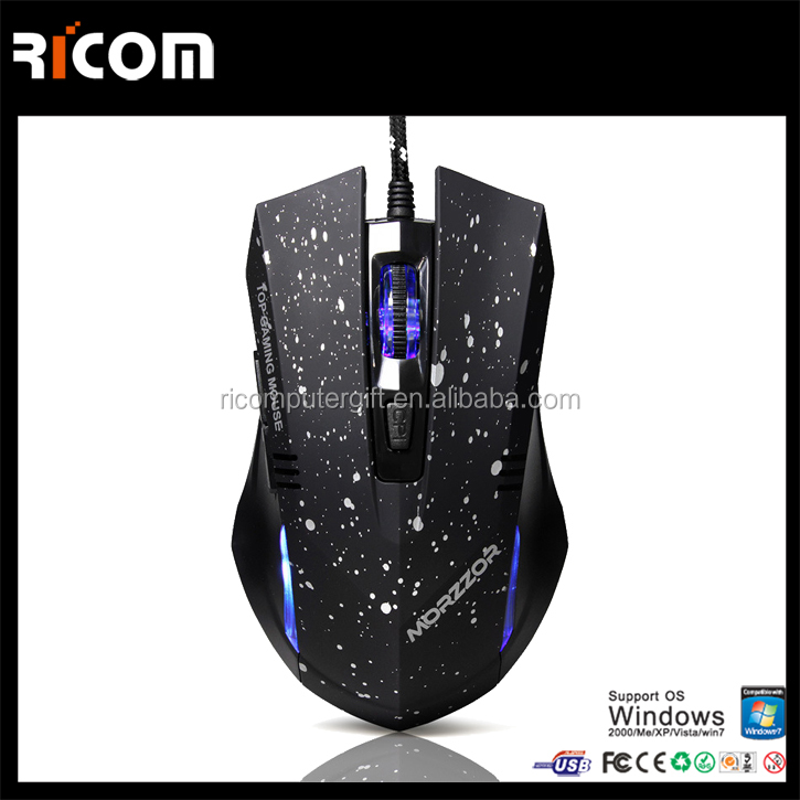 oem gaming mouse,drivers usb optical mouse,usb mouse specification--GM09--Shenzhen Ricom