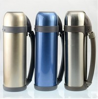 Best nano energy alkaline water cup/factory tourmaline quantum energy cup vacuum flask