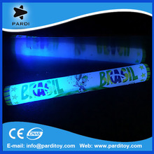 Promotion custom led foam glow stick wand