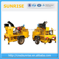 Chinese M7MI clay building bricks block making machines