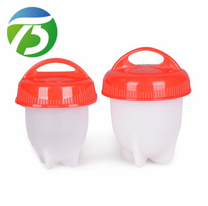 Silicone Egglettes Egg Cooker without the Shell Egg Cooker