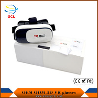 2017 Shenzhen factory supply virtual reality world 2 programming with custom design