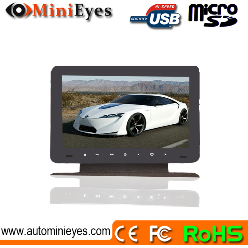 9 inch android car dvd headrest tablet monitor car lcd usb monitor