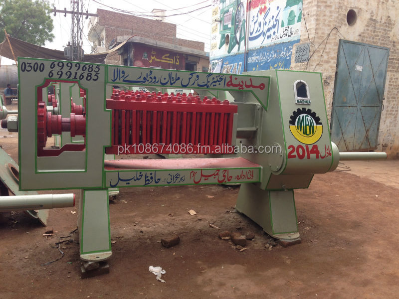 Jumbo Size Oil Expeller New Model