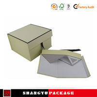 Two side offset paper foldablel box for welding cutting outfit