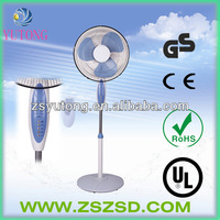 16 inch Air cooling stand fan with remote control