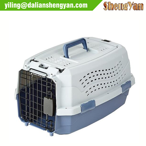 Top-load pet kennel,plastic dog boarding kennel