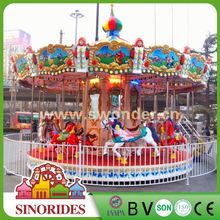 Best-selling carousel ride,whirligig!China colorful carousel,colorful carousel
