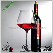 Wholesale goblet red wine drinking glass 850ml drinking glassware