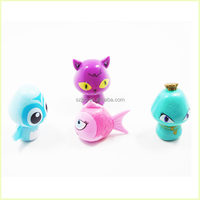Special Collective Cute 3D Cartoon Figures Small Plastic Figures