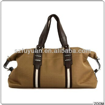 shoulder tote barrel shape sports duffel bag wholesale