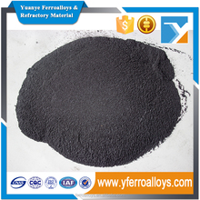 Silver gray silicon metal powder 90%/powdered metal