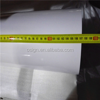 Factory Wholesale Polymeric bubble free grey glue adhesive vinyl rolls