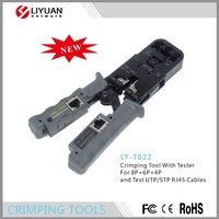 LY T022 Crimping And Cable Testing