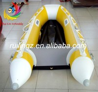 2014 hot sell high quality pvc motor boat inflatable