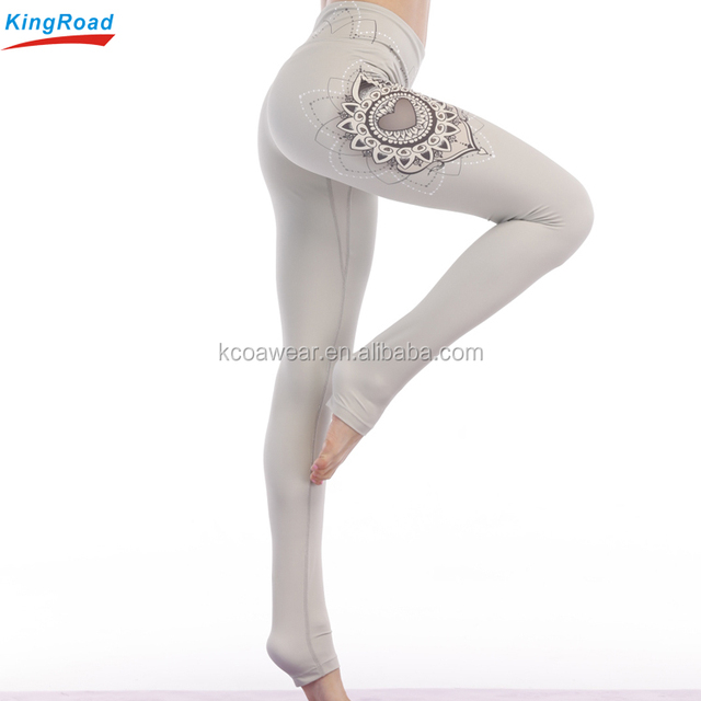 Printed wholesale fitness tights new mix leggings for women